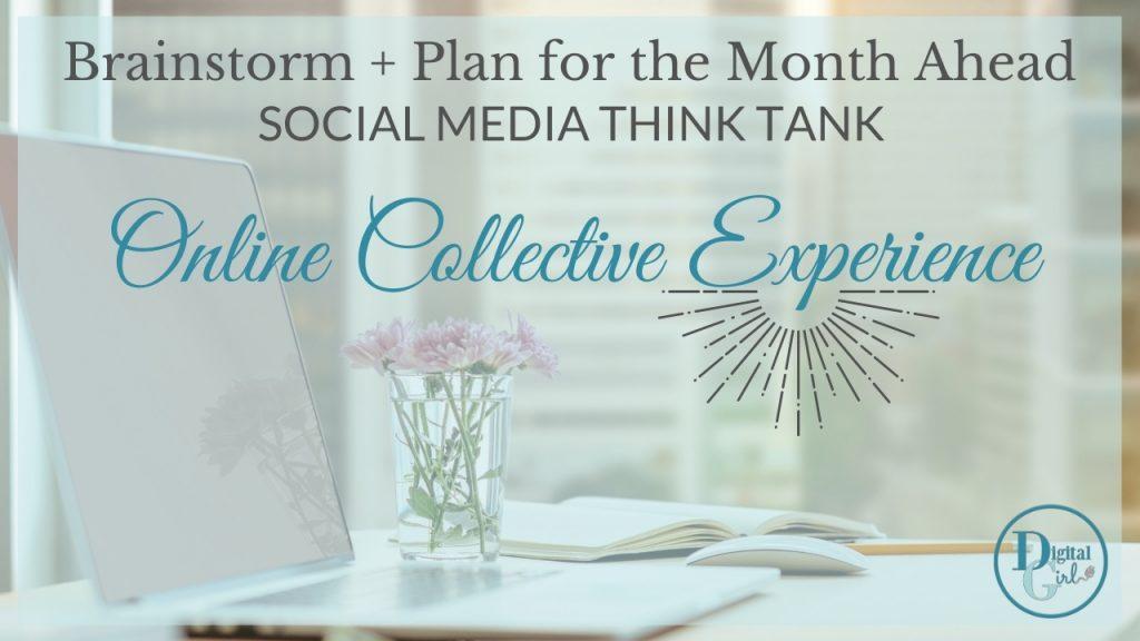 social media think tank